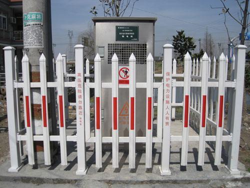 生产塑钢护栏,电力塑钢护栏,变压器护栏/厂家/价格/型号/特点/优点