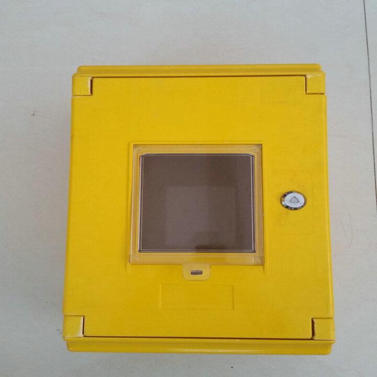 燃气箱,玻璃钢燃气表箱,户外天然气箱