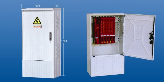 电力LA-600B型配电箱,电力专用配电箱,电缆分支箱厂家